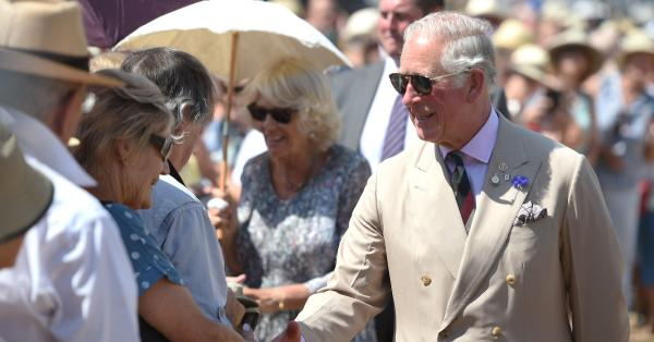 The Prince of Wales and The Duchess of Cornwall Annual Review 2018-19
